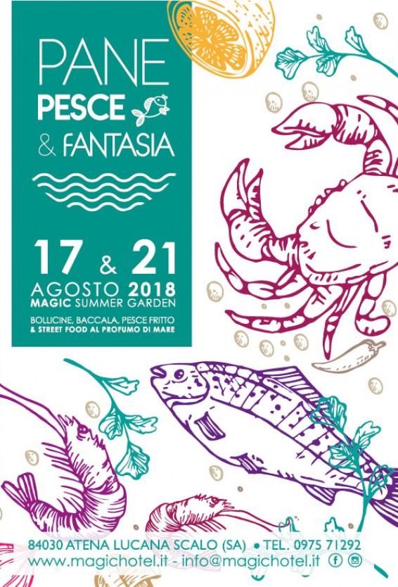 Locandina Pane, Pesce e Fantasia