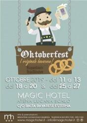 Oktoberfest 2019 - Festa della birra bavarese