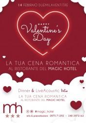 Locandina San Valentino 2020