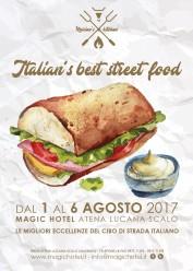 Locandina Italian's Best Street Food