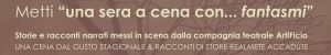 Locandina Metti una Sera a Cena con ... i Fantasmi