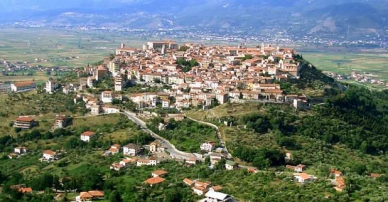 Locandina Borgo Medioevale di Teggiano