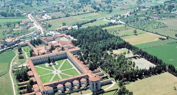 Visita Certosa di San Lorenzo