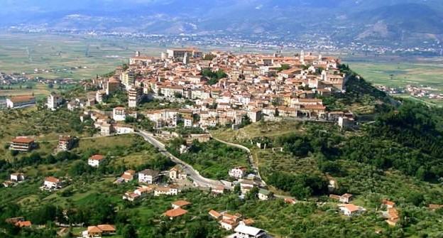 Borgo Medioevale di Teggiano