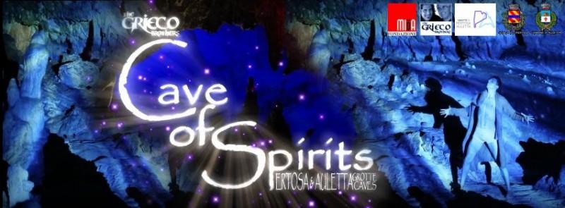 notizia Cave of Spirit, un musical, una storia d'amore in un scenario unico: Le Grotto di Pertosa Auletta