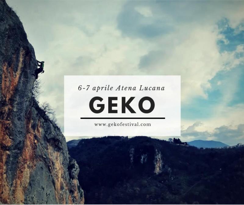 notizia Geko Festival 6.e 7.Aprile ad Atena Lucana