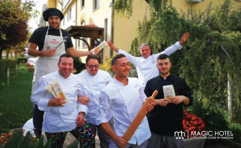 foto articolo Riaccendiamo i fuochi in cucina al Ristorante Magic: da giovedì 21 maggio si riparte anche nel Vallo di Diano