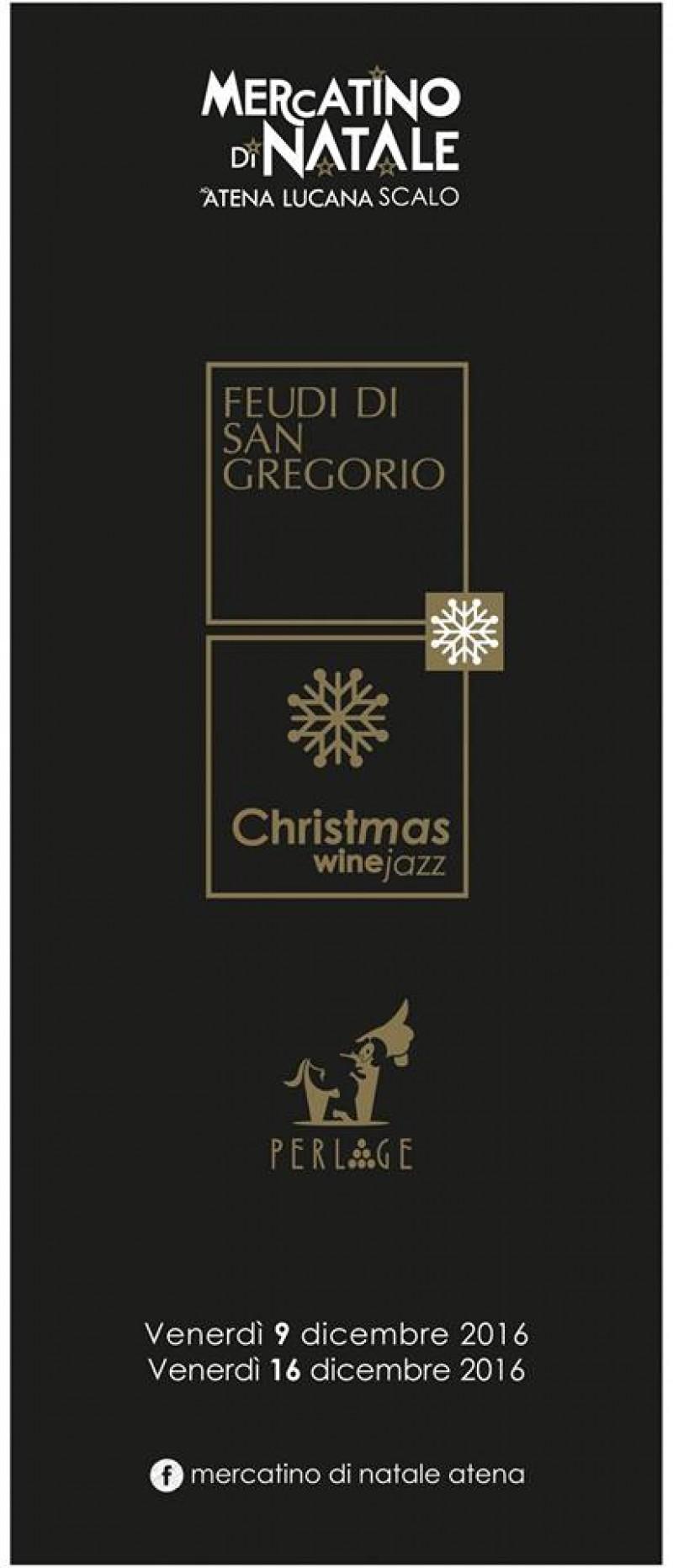 foto articolo Christmas Wine Jazz in compagnia di Feudi di San Gregorio