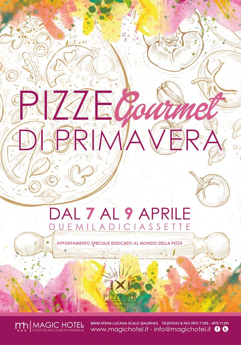 foto articolo Pizza Gourmet di Primavera