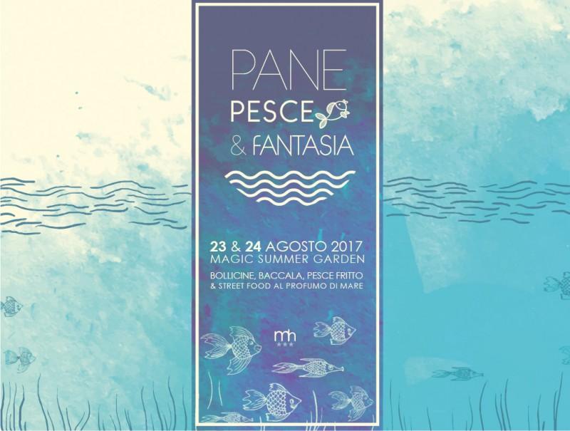 foto articolo Salutiamo l'Estate al Summer Magic Garden con Pane, Pesce e Fantasia