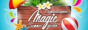 Magic Summer Garden 2019: pronti gli eventi per l'estate 2019 targati Ristorante Magic. Quattro gli appuntamenti dedicati al food & beverage rigorosamente con materie prime di qualità ed originali. Scoprili tutti.