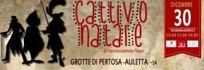 Cattivo Natale alle Grotte di Pertosa e Auletta