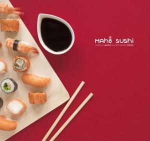 Locandina Maho Sushi - Il Venerdì Sera Jappo del Magic Hotel