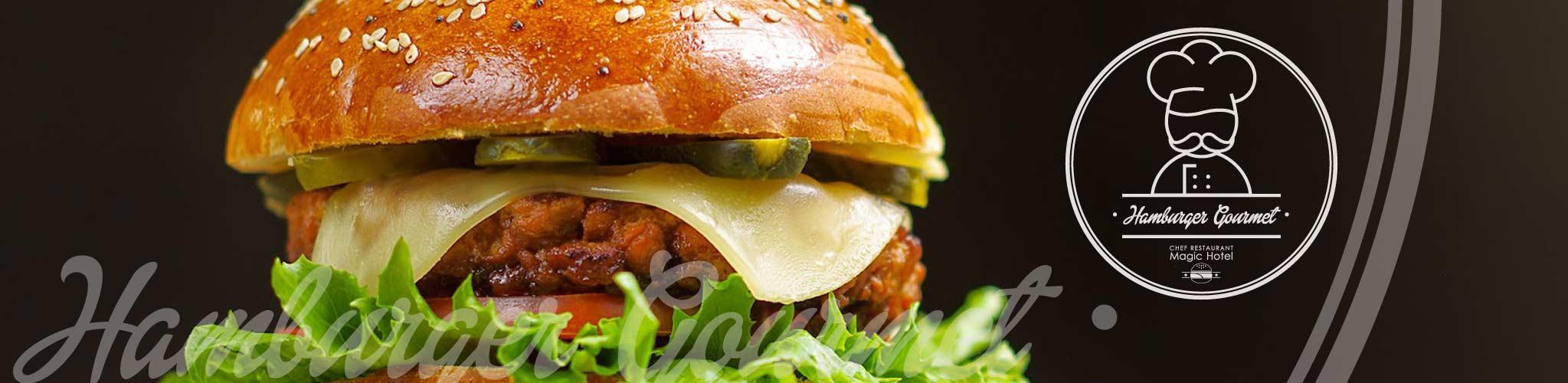 Hamburger Gourmet, panini e sfizioserie da asporto