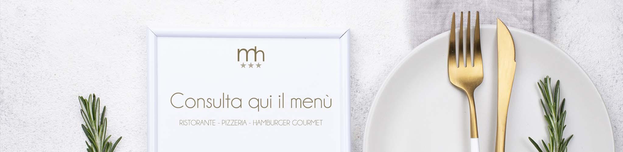 Consulta il nostro menù digitale ed ordina