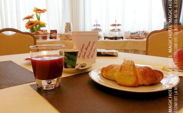 Foto prima colazione magic hotel uscita autostrada sala consilina