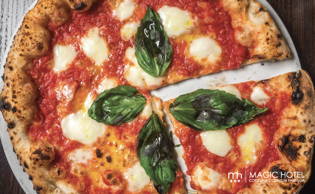 Foto pizza regina margherita pizzeria magic atena lucana sala consilina