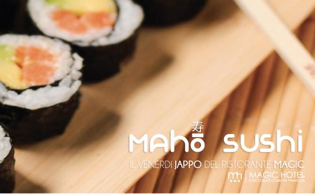 Foto maho sushi jappo vallo di diano