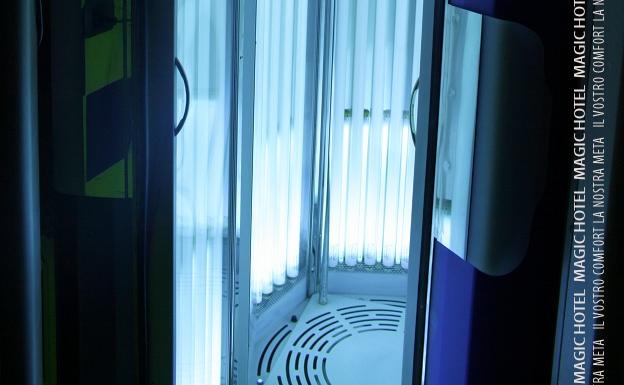 Foto doccia solare magic hotel
