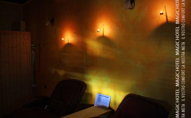 Foto posltrone massaggi magic hotel